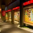 Kabuki corridor